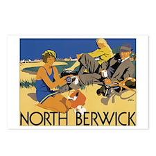 North Berwick Vintage Travel Postcards (Package o