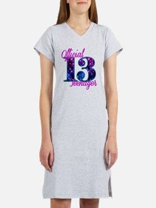 Cute Teen Women's Nightshirt