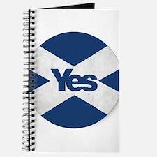 Yes to an Indepedent Scotland 'Saor Alba G Journal