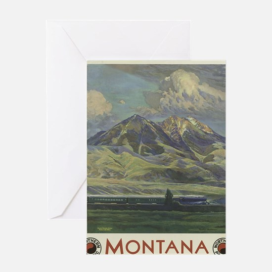 Cute Great northern Greeting Card