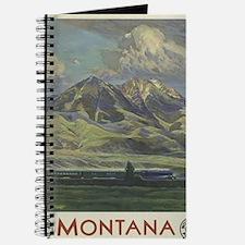 Cute Travel vintage Journal