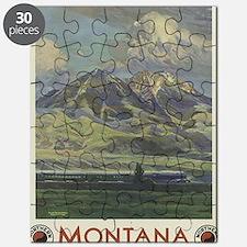 Cute Montana Puzzle