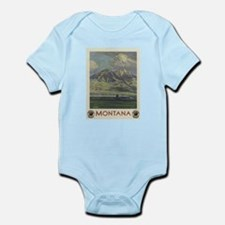 Vintage poster - Montana Body Suit