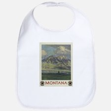 Vintage poster - Montana Bib