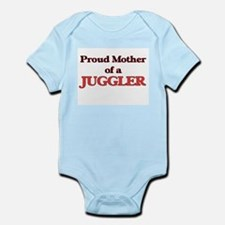 Proud Mother of a Juggler Body Suit