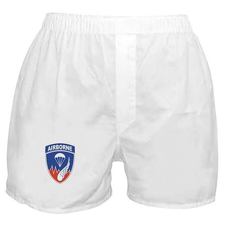 187th Infantry Regiment Boxer Shorts