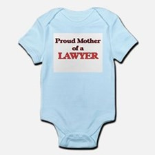 Proud Mother of a Lawyer Body Suit
