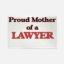Proud Mother of a Lawyer Magnets