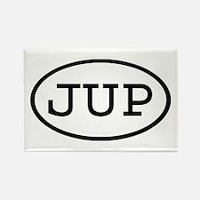JUP Oval Rectangle Magnet