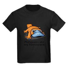 Cute Duck billed platypus T
