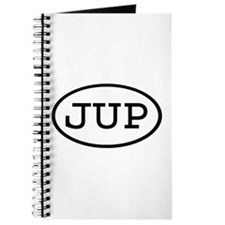 JUP Oval Journal