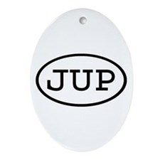 JUP Oval Oval Ornament