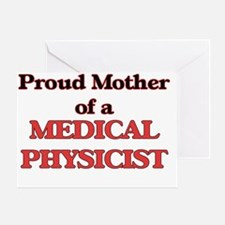 Cute Medical physicist Greeting Card