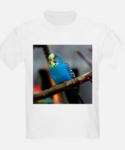 Budgie Flower T-Shirt