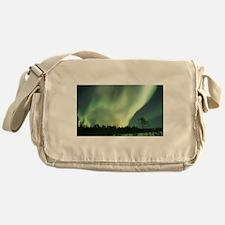 Northern Lights Messenger Bag
