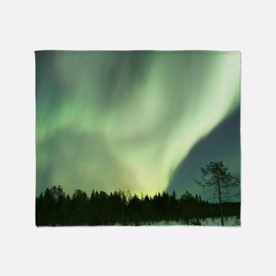 Northern Lights Throw Blanket
