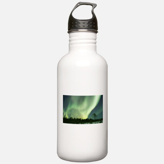 Northern Lights Water Bottle