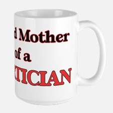Proud Mother of a Mortician Mugs
