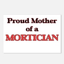 Proud Mother of a Mortici Postcards (Package of 8)