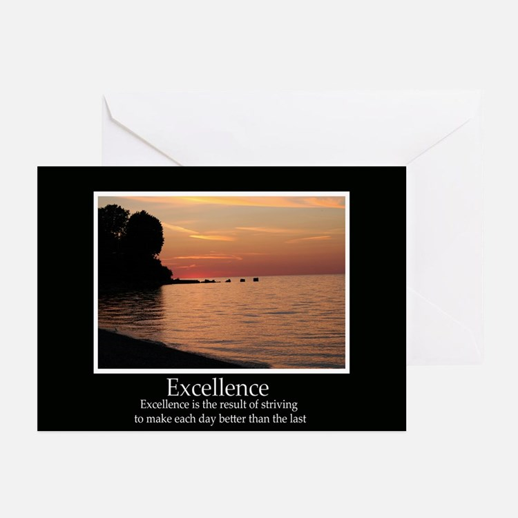 Excellence Decor Greeting Cards (Pk of 10)