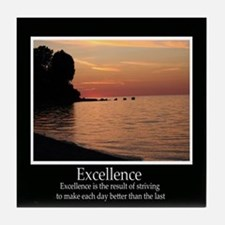 Excellence Decor Tile Coaster
