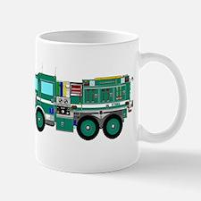 Fire Truck - Concept wild land fire truck. Mugs