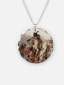Cute Blackfoot Necklace