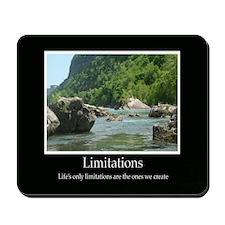Limitations Decor Accents Mousepad