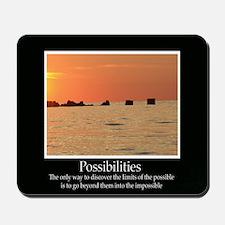 Possibilities Sunset Mousepad