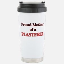 Proud Mother of a Plast Travel Mug