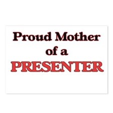 Proud Mother of a Present Postcards (Package of 8)