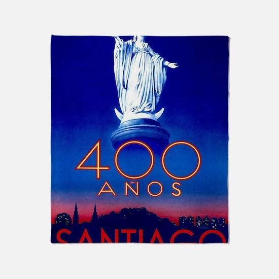 Cool Santiago Throw Blanket