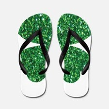 Cute Irish Flip Flops