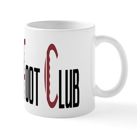 Stinky Foot Club Mug