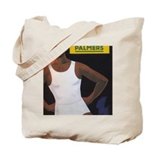 Cute Wife beater Tote Bag