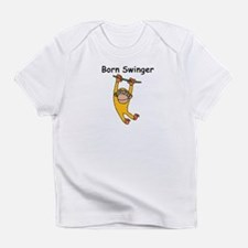 Born Swinger Infant T-Shirt
