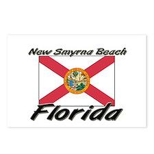New Smyrna Beach Florida Postcards (Package of 8)