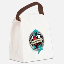 PKD Support Canvas Lunch Bag