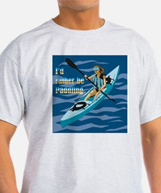 Rather paddle T-Shirt