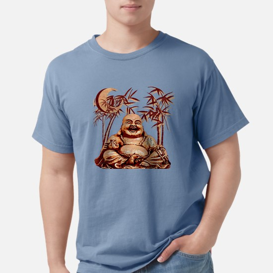 Riyah-Li Designs Happy Buddha T-Shirt