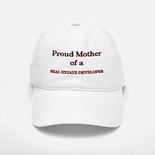 Proud Mother of a Real Estate Developer Baseball Baseball Cap