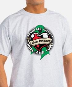 Liver Disease Support T-Shirt