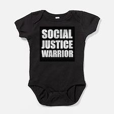 Cute Social justice Baby Bodysuit
