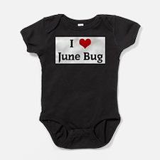 Cute Junes Baby Bodysuit