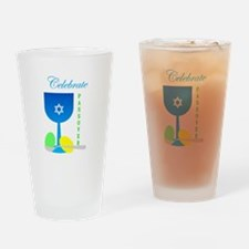 Celebrate Passover Cup Drinking Glass