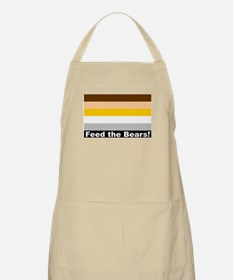 Feed the Bears BBQ Apron