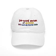 Proud Mom (Autistic & NonAutistic) Baseball Cap