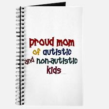 Proud Mom (Autistic & NonAutistic) Journal