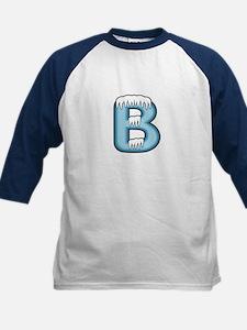 Icy Blue B Tee