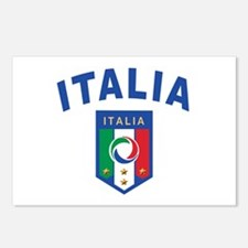 Forza Italia Postcards (Package of 8)